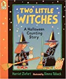 Two Little Witches: A Halloween Counting Story
