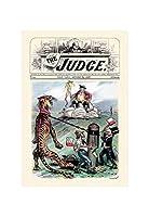 """ Judge : stand-off (キャンバス20x 30)"