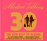 MODERN TALKING 30 The New Best Of Album! Remastered 2CD set in Digipak [CD Audio]