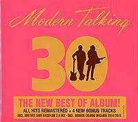 MODERN TALKING 30 The New Best Of Album! Remastered 2CD set in Digipak [CD Audio]