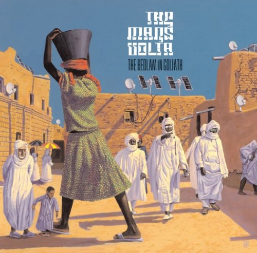 The Bedlam In Goliath / The Mars Volta