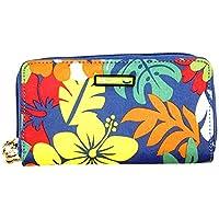 Lily Bloom Checkbook Zip Wallet Tiki Bar