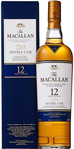 シングルモルト ウイスキー ザ・マッカラン ダブルカスク 12...