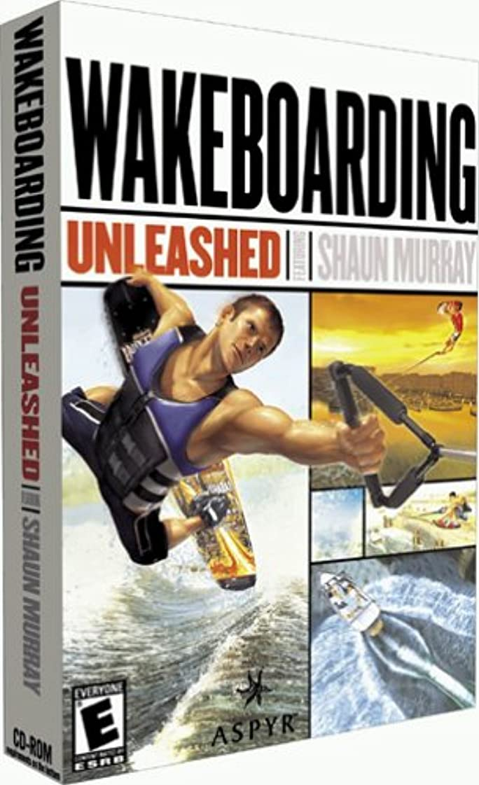 オーブン真剣に虐殺Wakeboarding Unleashed Featuring Shaun Murray (Mac) (輸入版)