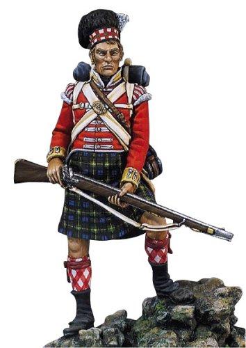 アンドレアミニチュアズ S7-F4 92nd (Gordon) Highlanders 1815