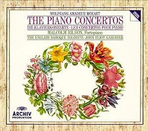 Mozart;Piano Concertos