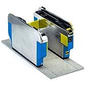 トミーテック ジオコレ 部品模型 EK08自動改札機GX7 青色 ジオラマ用品