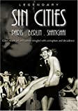 Legendary Sin Cities: Paris Berlin & Shanghai [DVD] [Import] 画像