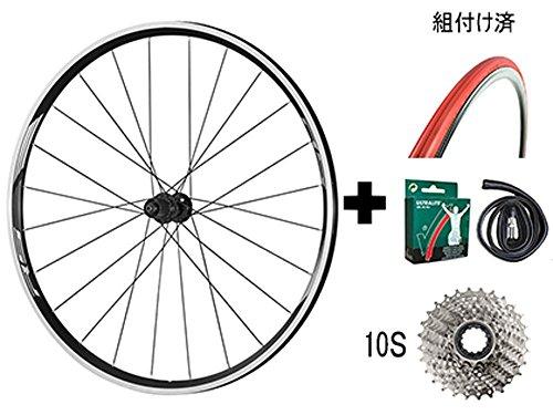 [해외]SHIMANO (시마노) 연습 트레이너 전용 리어 휠 세트 10S 용 조립 완료/SHIMANO (Shimano) exercise trainer exclusive rear wheel set 10S installation completed