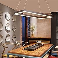 ペンダントランプ,天井灯,現代ミニマルファッション天井照明、屋内オフィスの家庭のベッドルームキッチン装飾ライト - 無段階調光、400mm * 200mm