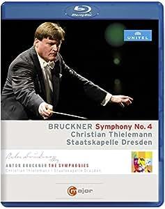 Anton Bruckner: Symphony 4 [Blu-ray]