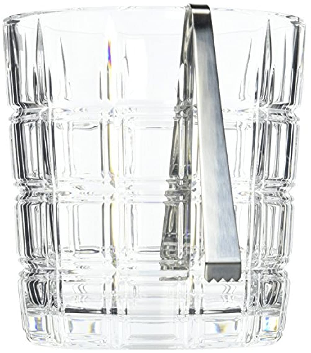 連隊錆び葡萄Marquis by Waterford Crosby Ice Bucket, Clear by Marquis By Waterford