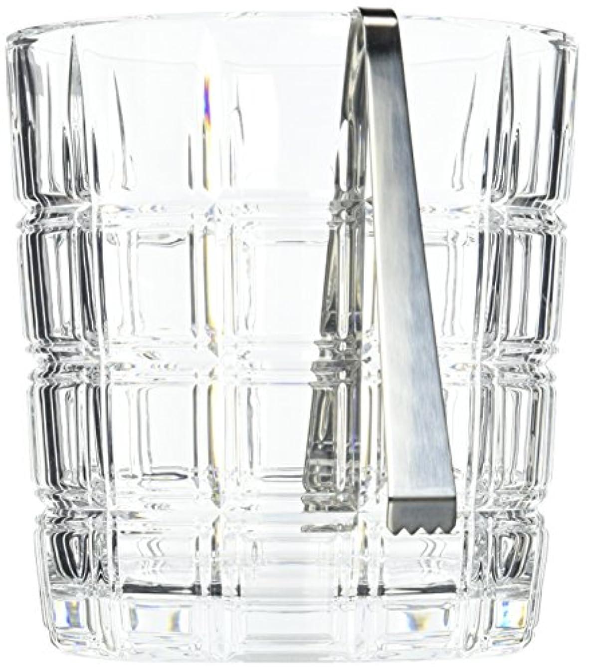 楕円形く暴君Marquis by Waterford Crosby Ice Bucket, Clear by Marquis By Waterford