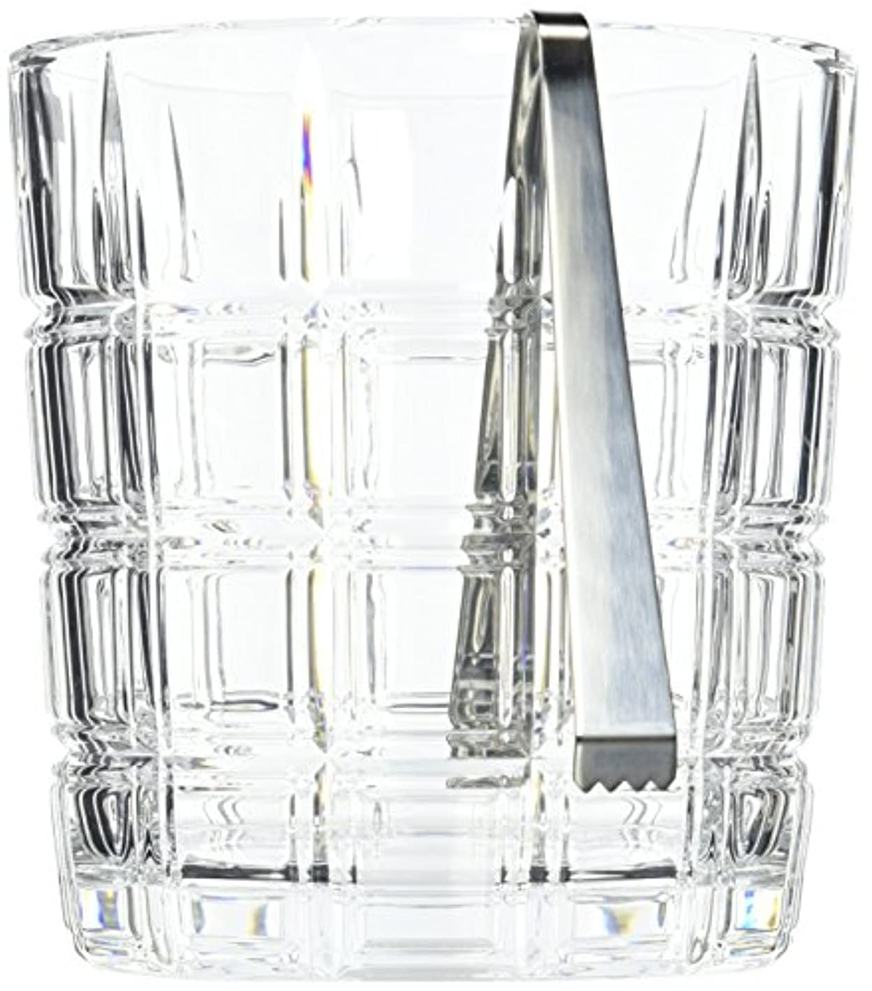 天の劇的祭りMarquis by Waterford Crosby Ice Bucket, Clear by Marquis By Waterford