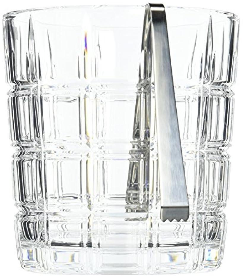反映する避難する後退するMarquis by Waterford Crosby Ice Bucket, Clear by Marquis By Waterford