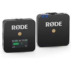 【国内正規品】RODE ロード Wireless GO ワイヤレスマイクシステム WIGO