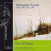 Sonata in a for Piano & Violin by ILDEBRANDO PIZZETTI (2010-10-26)