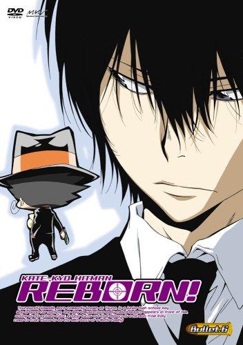 家庭教師ヒットマンREBORN! Bullet.6 [DVD]