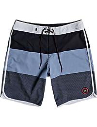 (クイックシルバー) Quiksilver メンズ 水着?ビーチウェア 海パン Highline Tijuana Scallop 20in Board Shorts [並行輸入品]