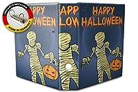 バインダー 2 Ring Binder Lever Arch Folder A4 printed Happy Halloween