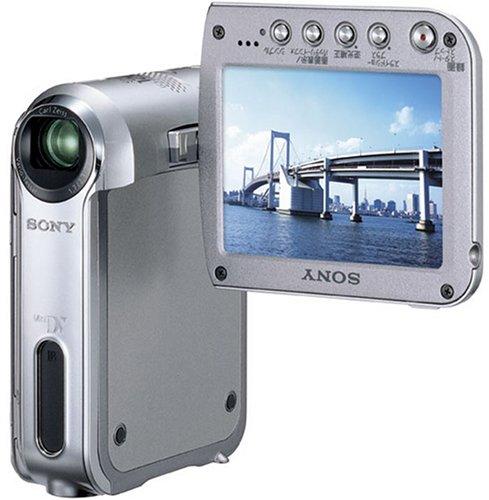 ソニー SONY DCR-PC55 S デジタルビデオカメラ(DV方式)