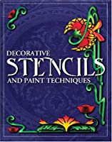 Decorative Stencils [With Stencil Brush with Paints] (Classic Craft Cases)