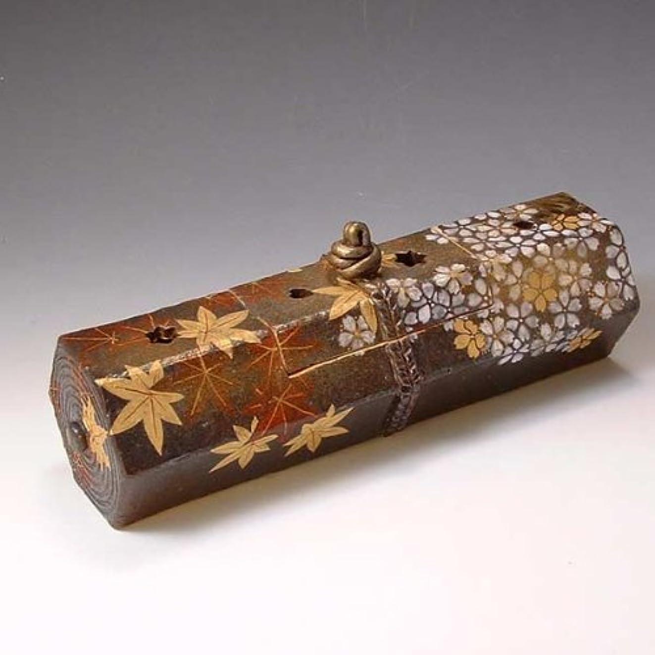 ランデブーレバープロトタイプ京焼 清水焼 香炉 桐壷 きりつぼ YTS161
