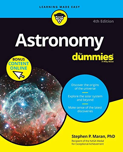 Download Astronomy For Dummies, 4th Edition 1119374243
