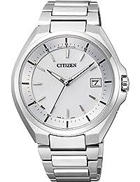 [シチズン]CITIZEN 腕時計 ATTESA アテッサ エコ・ドライブ電波時計 日中米欧電波受信 CB3010-57A メンズ