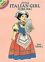 Little Italian Girl Paper Doll (Dover Little Activity Books)