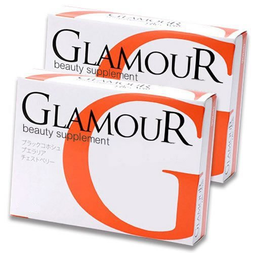 B-ビューティーサプリ グラマー60粒×12箱セット GLAMOUR