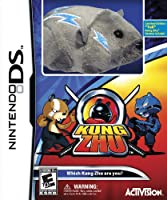 Kung Zhu with Kung Zhu Hamster (輸入版)