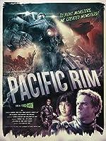 PACIFIC RIM-米国輸入の映画ウォールポスター印刷– 30CM X 43CM