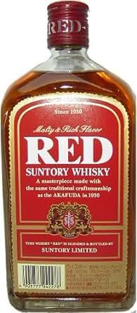 サントリー ウイスキー レッド 640ml