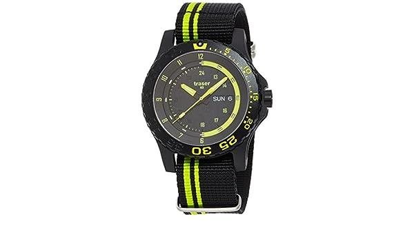 a9625d6a3a Amazon   [トレーサー]traser 腕時計 MIL-G Green spirit(ミルジー グリーン スピリット) 9031564 メンズ  【正規輸入品】   メンズ腕時計   腕時計 通販