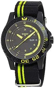 [トレーサー] 腕時計 9031564 正規輸入品 ブラック