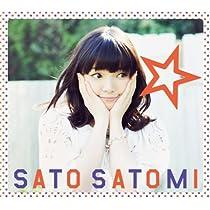 SATO SATOMI [CD+DVD]