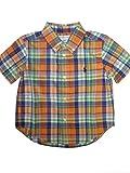 ラルフローレンの子供服 POLO RALPHLAWREN ベビー男の子 チェック柄ボタンダウンシャツ 85cm [並行輸入品]