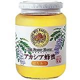 アカシア蜂蜜(ルーマニア産) 1kgビン入