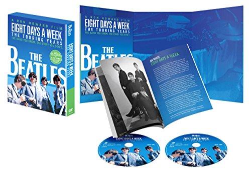 【早期購入特典あり】ザ・ビートルズ EIGHT DAYS A WEEK  -The Touring Years DVD スペシャル・エディション A5サイズフォトシート付の詳細を見る