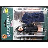常盤木学園 冬服 コート付 リカちゃん ストラップ 2006