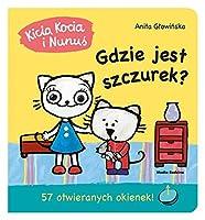 Kicia Kocia i Nunus Gdzie jest szczurek?