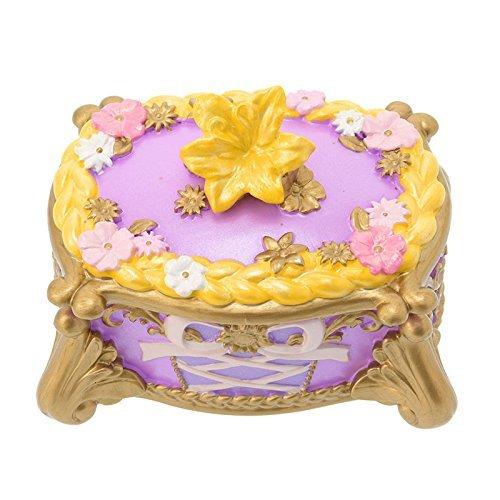 [해외]라푼젤 보석 케이스 악세사리 케이스 상품 디즈니 디즈니 스토어/Rapunzel jewelry case accessory case goods Disney Disney store