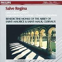 Salve Regina: Gregorian Chant (1990-10-25)