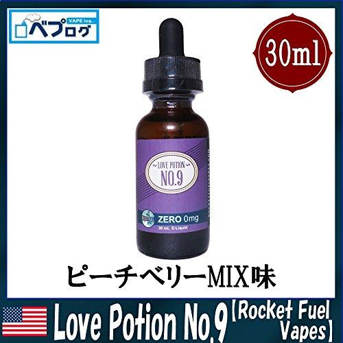 (ロケットフューエル) Rocket Fuel Vapes 30ml リキッド 海外 (Love Potion No.9(ラブポーション ナンバー9))
