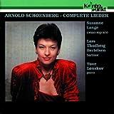 Complete Lieder by Tove Lnskov Susanne Lange