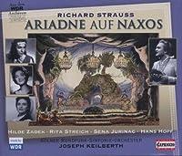 Ariadne Auf Naxos by R. Strauss (2008-12-15)