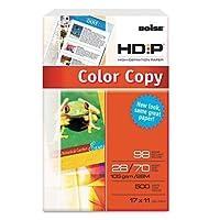 Boise HD : Pコピー用紙、98明るさ、28lb、11x 17、ホワイト、500シート/ Ream