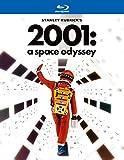 2001年宇宙の旅 HDデジタル・リマスター&日本語吹替音声追加収録版 ブルーレイ (初回限定生産/2枚組/ブックレット&アートカード付) [Blu-ray]