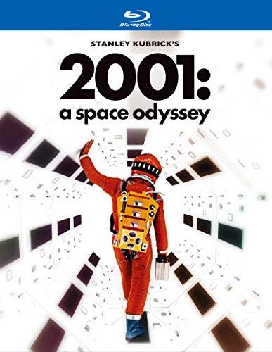 2001年宇宙の旅 HDデジタル・リマスター&日本語吹替音声追加収録版 ブル...